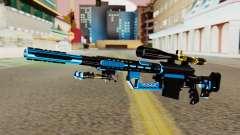 Fulmicotone Sniper Rifle