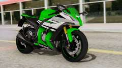 Kawasaki ZX-10R 2015 30th Anniversary Edition