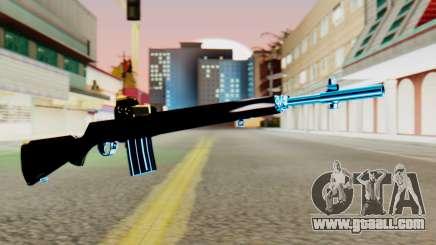 Fulmicotone Rifle for GTA San Andreas