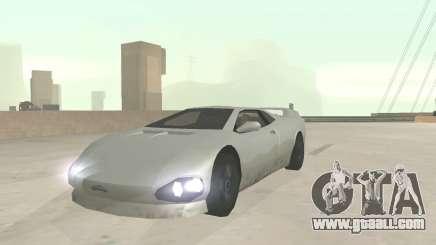 GTA 3 Infernus SA Style v2 for GTA San Andreas