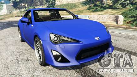 Toyota GT-86 [Beta] for GTA 5
