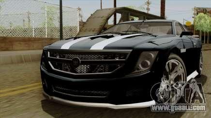GTA 5 Albany Alpha v2 IVF for GTA San Andreas