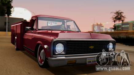 Chevrolet C10 Utility for GTA San Andreas