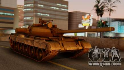 T-55AM Merida for GTA San Andreas