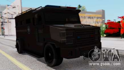 GTA 5 Enforcer S.W.A.T. for GTA San Andreas