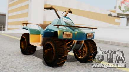 New Quad for GTA San Andreas