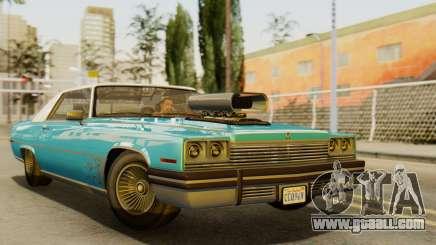GTA 5 Albany Manana IVF for GTA San Andreas
