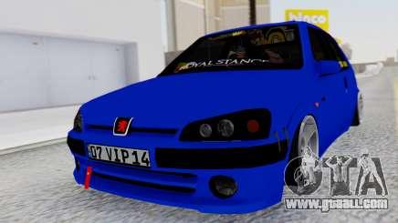 Peugeot 106 for GTA San Andreas