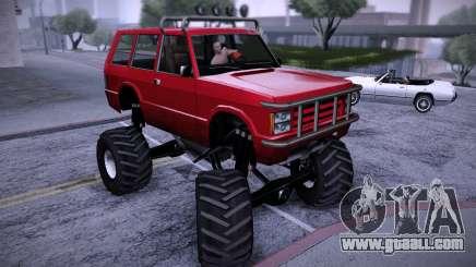 Huntley Monster v3.0 for GTA San Andreas