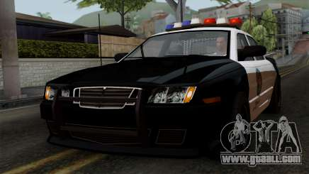 GTA 5 LS Police Car for GTA San Andreas