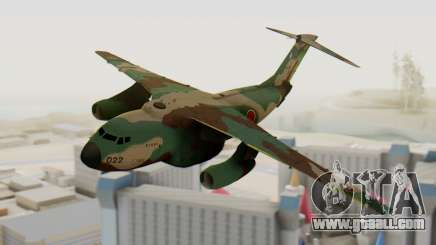Kawasaki C-1A for GTA San Andreas