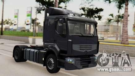 Renault Premuim 4x2 for GTA San Andreas