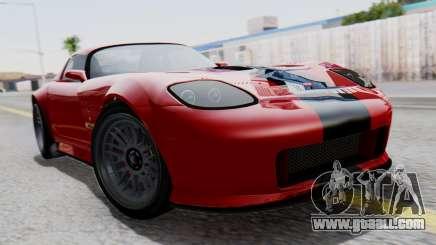 GTA 5 Banshee Dirt for GTA San Andreas