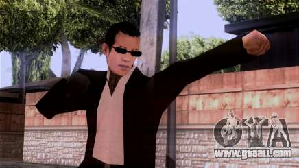 Skin mafia for GTA San Andreas
