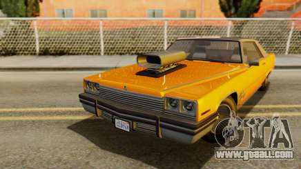GTA 5 Albany Manana for GTA San Andreas