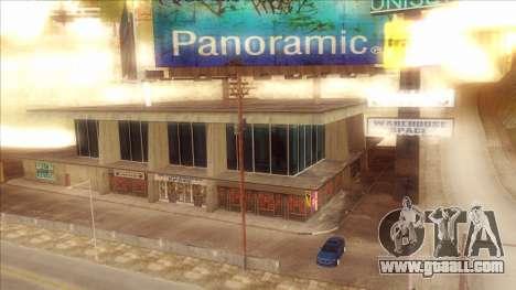 ENB Series Сlear Vision v1.0 for GTA San Andreas forth screenshot