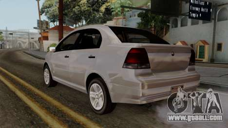 GTA 5 Declasse Asea for GTA San Andreas left view