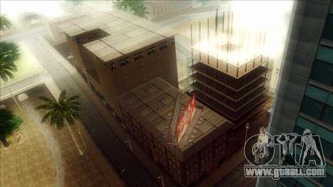 ENB Series Сlear Vision v1.0 for GTA San Andreas third screenshot