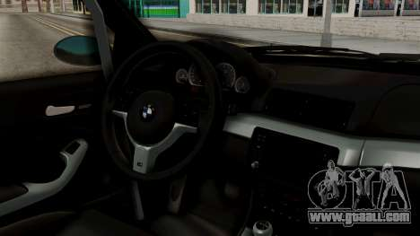 BMW M3 E46 GTR 2005 Stock for GTA San Andreas right view