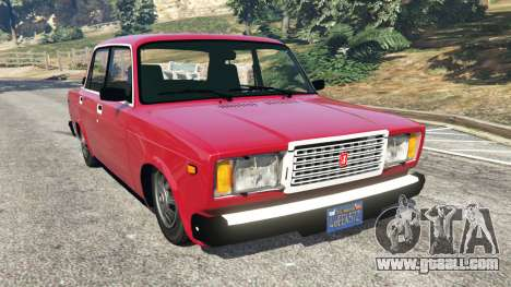 VAZ-2107 [Beta] for GTA 5