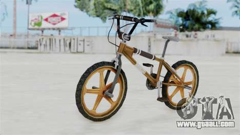 Retro BMX from Bully for GTA San Andreas