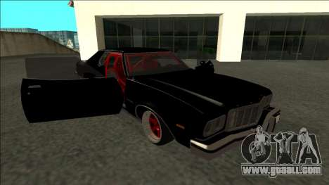 Ford Gran Torino Drift for GTA San Andreas side view