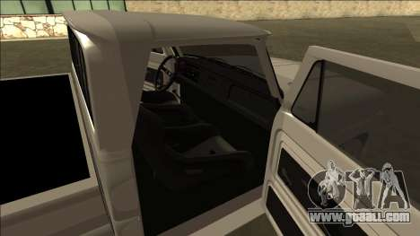 Chevrolet C10 Drift for GTA San Andreas right view