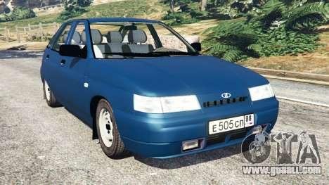 VAZ-2112 for GTA 5