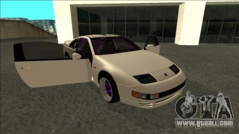Nissan 300ZX Drift Monster Energy for GTA San Andreas side view