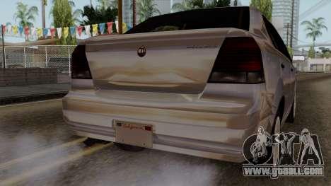 GTA 5 Declasse Asea for GTA San Andreas side view