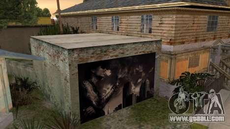 Johnson House Garage - Wiz Khalifa for GTA San Andreas third screenshot