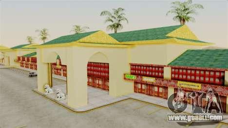 LV China Mall v2 for GTA San Andreas third screenshot