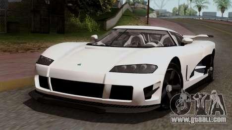 Overflod Entity AGR for GTA San Andreas