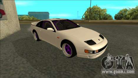 Nissan 300ZX Drift Monster Energy for GTA San Andreas left view