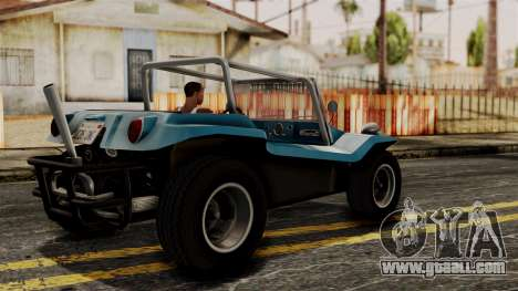 Meyers Manx 1964 for GTA San Andreas left view