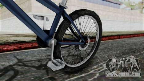 Mountain Bike from Bully for GTA San Andreas right view