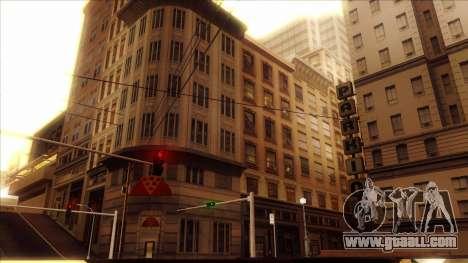 ENB Series Сlear Vision v1.0 for GTA San Andreas seventh screenshot