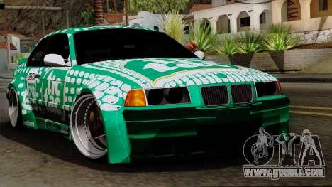 BMW M3 E36 Tic Tac for GTA San Andreas