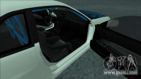 Nissan Skyline R34 Drift for GTA San Andreas side view