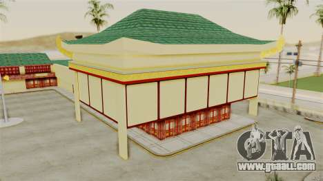 LV China Mall v2 for GTA San Andreas second screenshot