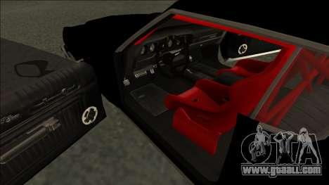 Ford Gran Torino Drift for GTA San Andreas right view