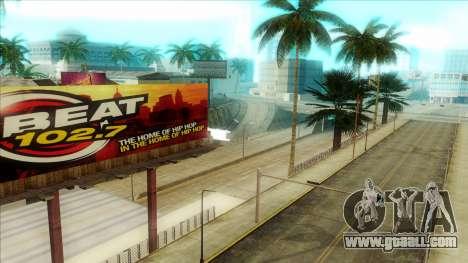 ENB Series Сlear Vision v1.0 for GTA San Andreas fifth screenshot