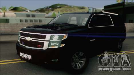 Chevrolet Suburban FSB for GTA San Andreas