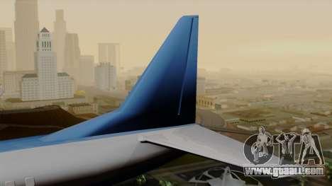 AT-400 Air India for GTA San Andreas back left view