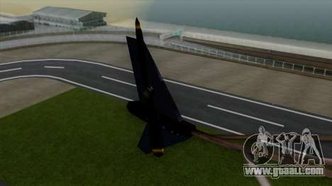 Little Willie from Vice City Stories for GTA San Andreas back left view