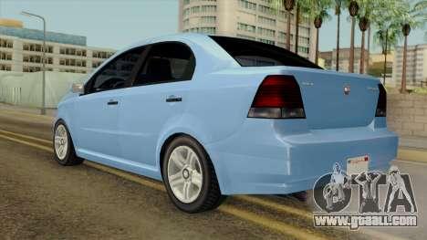 GTA 5 Asea DeClasse v2 for GTA San Andreas left view