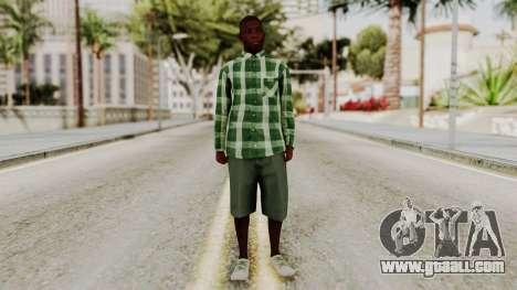 GTA 5 Family Member 2 for GTA San Andreas second screenshot