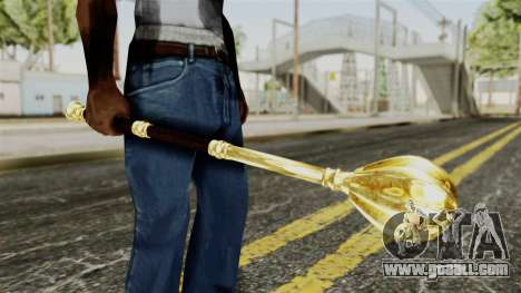 Bulaba for GTA San Andreas second screenshot