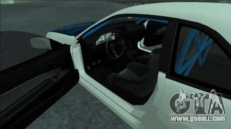 Nissan Skyline R34 Drift for GTA San Andreas upper view