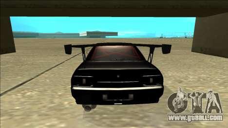 Nissan Skyline R32 Drift for GTA San Andreas right view
